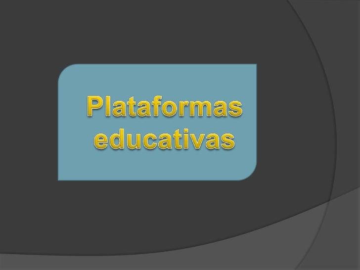 • Blackboard desarrolla e implementa tecnología que  mejore todos los aspectos de la educación. es una  plataforma informá...