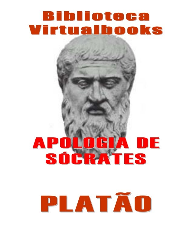 BibliotecaVirtualbooksAPOLOGIA DE SÓCRATESPLATÃO