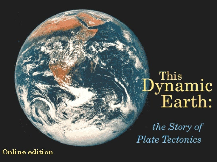 Naturalists at Large: Plate tectonics