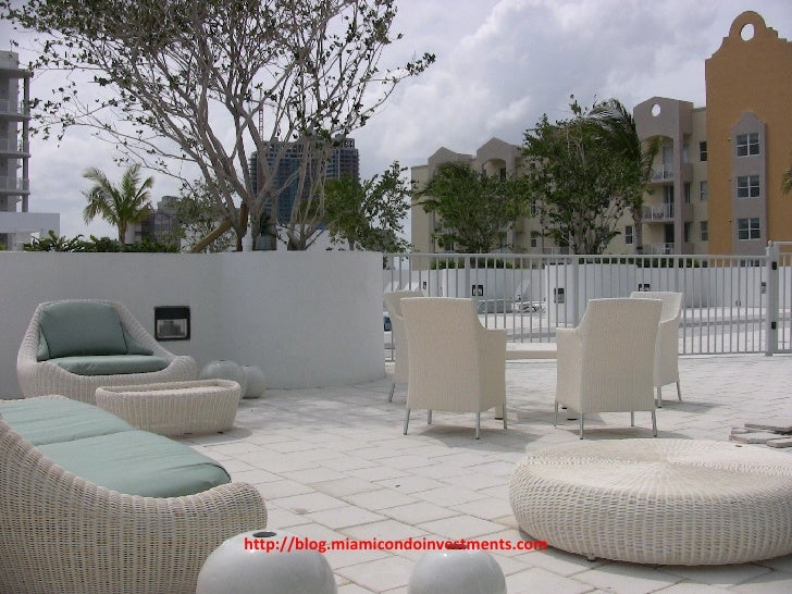 Platinum Condominium Pool Deck