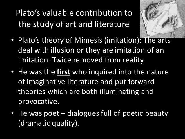 an analysis of platos and aristotles views on poetry Aristotle views the effects of literature on the audience in a number of ways,  including  perhaps the most persuasive interpretation of arisotle's meaning can  be.