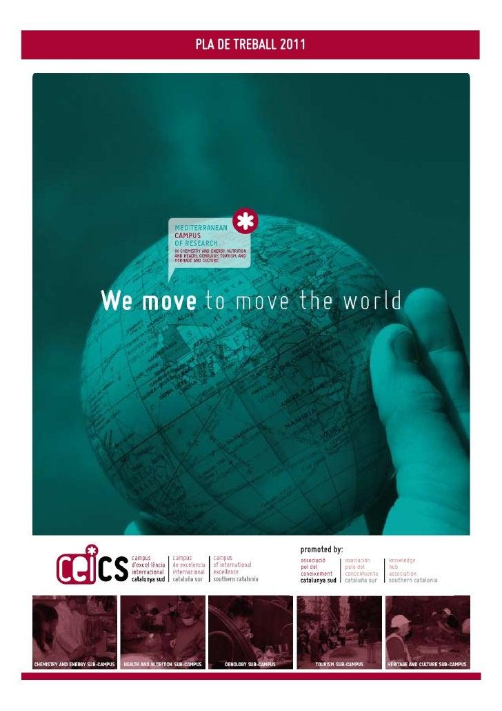 Pla treball 2011 CEICS