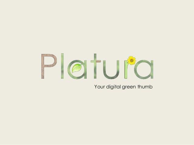 Your digital green thumb