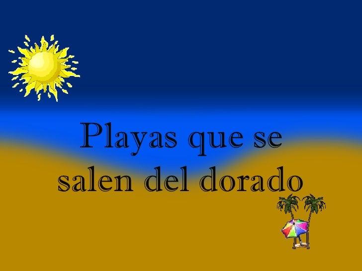 Playa 110913100637-phpapp01