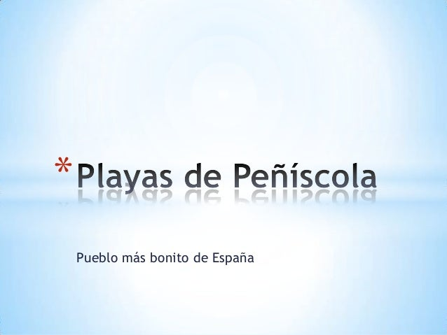 Pueblo más bonito de España *