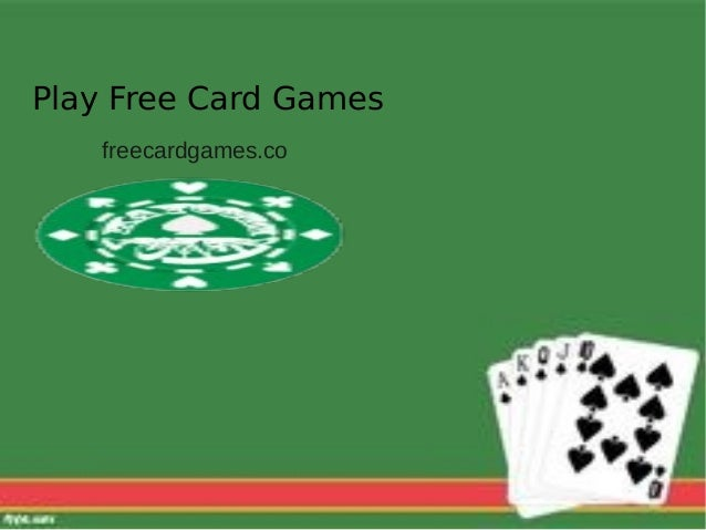 play free card games online