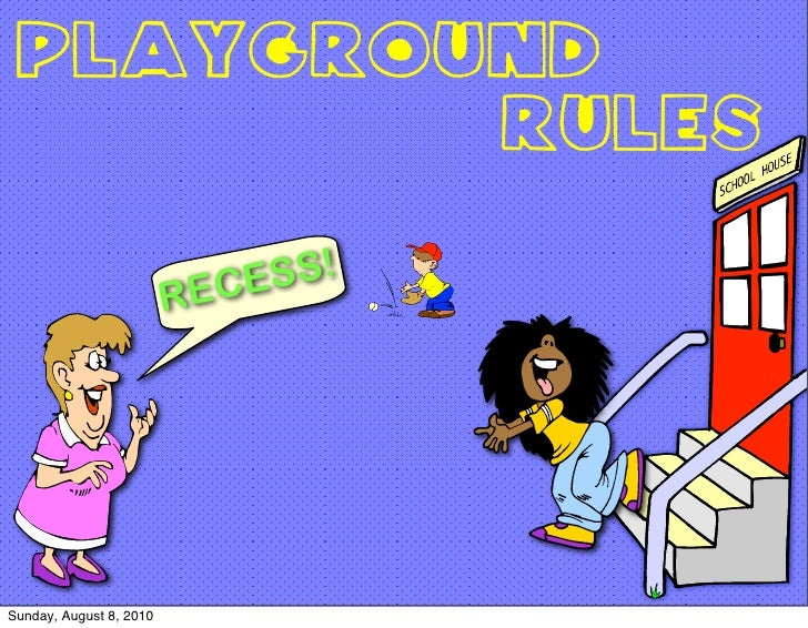 Playground Expectations