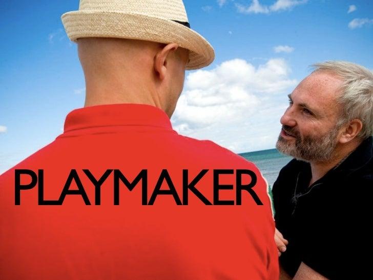 Playmaker frivillig