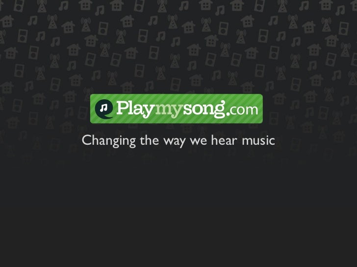 comChanging the way we hear music