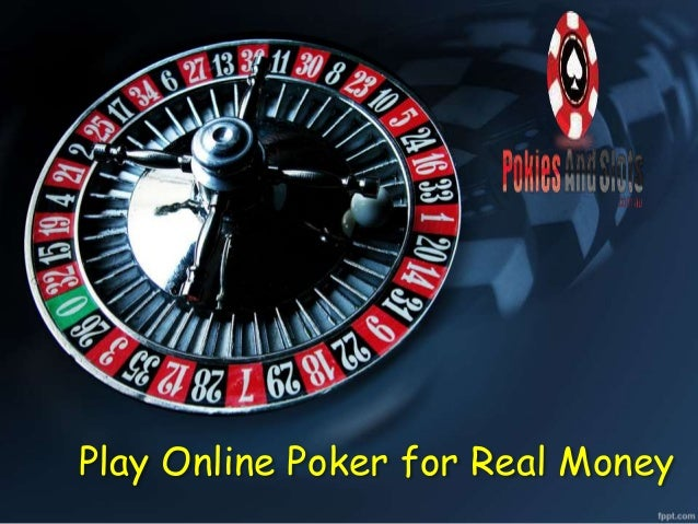 Poker for real cash online