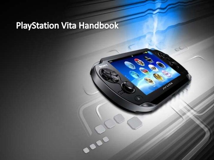 Playstation vita console
