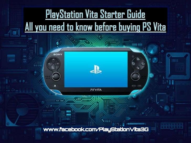Playstation vita gift