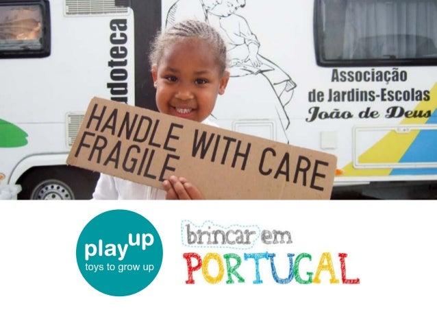 PlayUp | Brincar em Portugal 2012