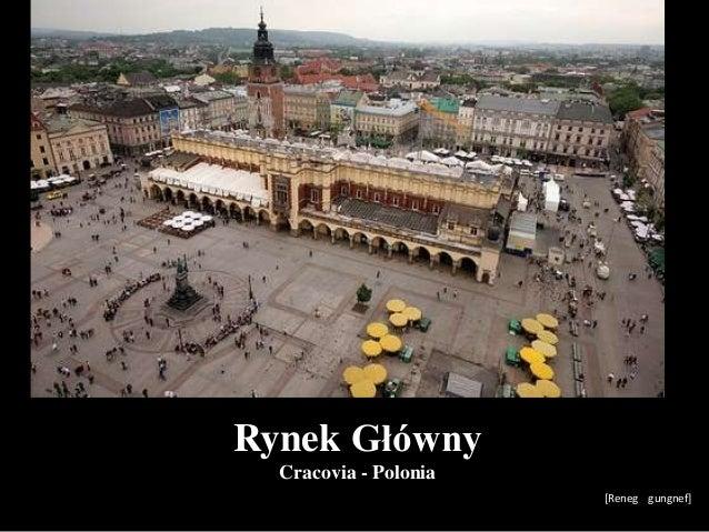 Rynek Główny Cracovia - Polonia [Reneg gungnef]