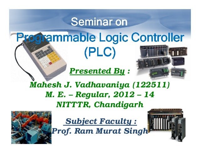 programmable logic controller basics pdf