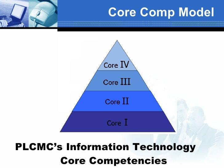 core competencies roche