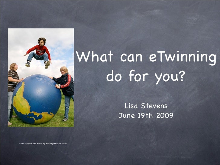 What can eTwinning do for you?
