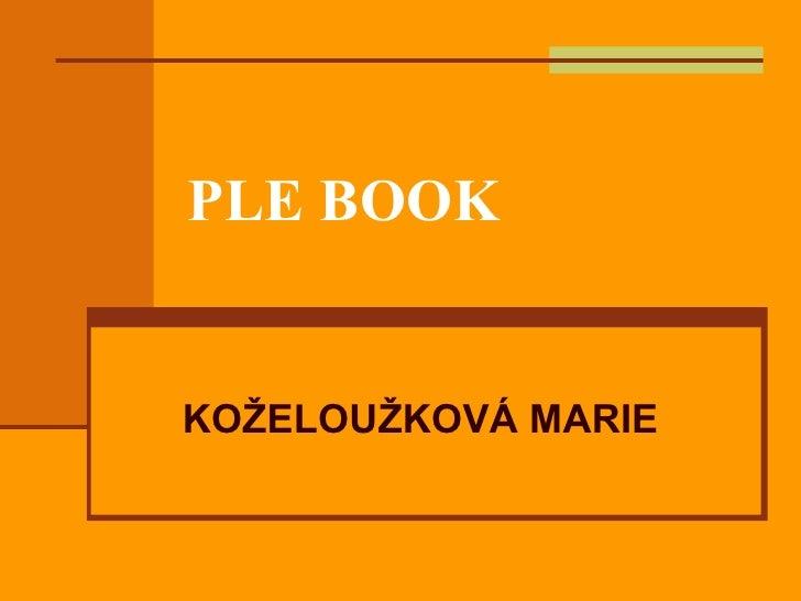Ple Book