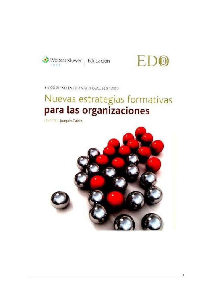 Entornos Profesionales de Aprendizaje, EDO2010