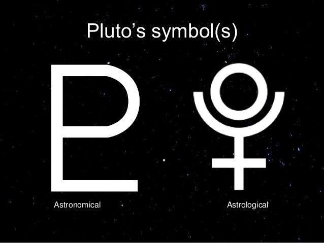 pluto lesson