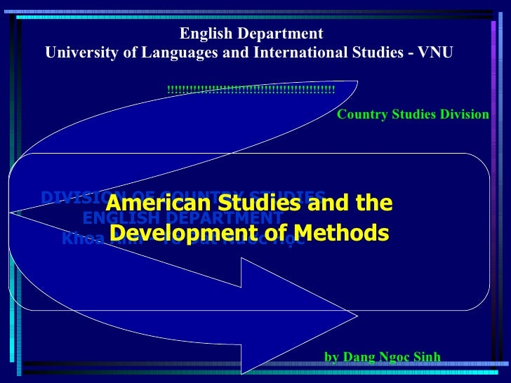 English Department University of Languages and International Studies - VNU  !!!!!!!!!!!!!!!!!!!!!!!!!!!!!!!!!!!!!!!!!!!!! ...