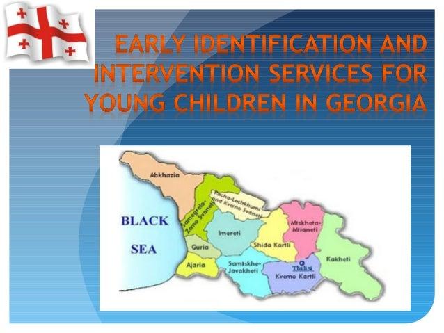 Presentation by Ms. Maia Kherkheulidze, State Medical University, Child Developmental Center, Georgia