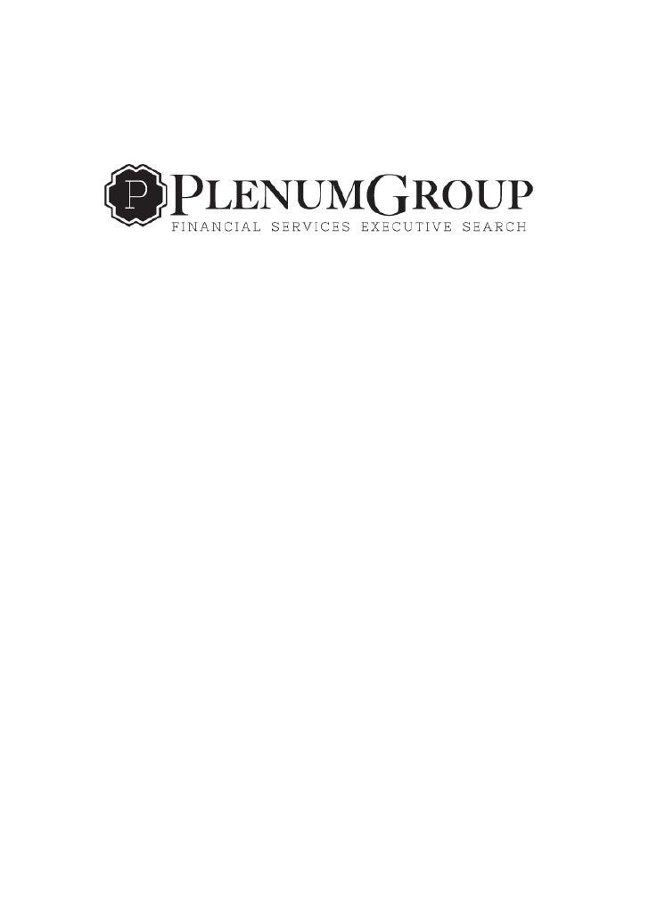 Plenum group logo