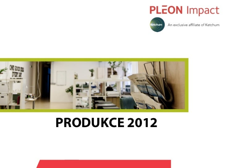 Pleon impact event management 2012