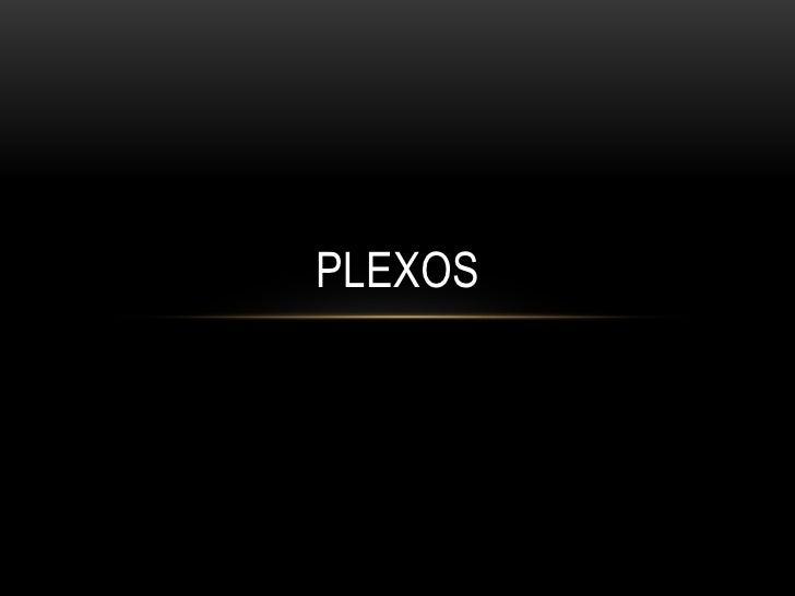 PLEXOS
