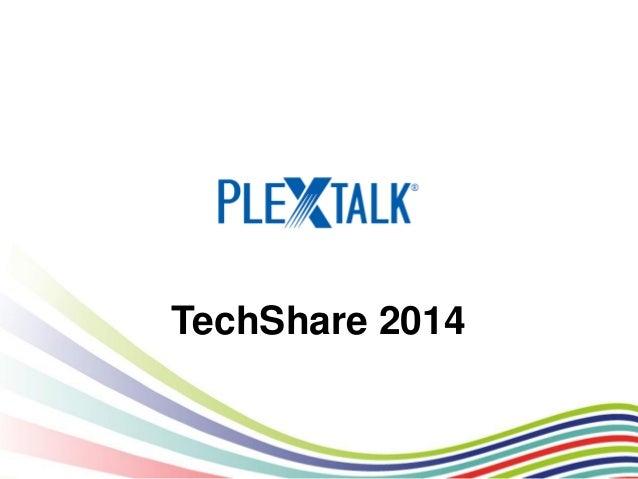 TechShare 2014