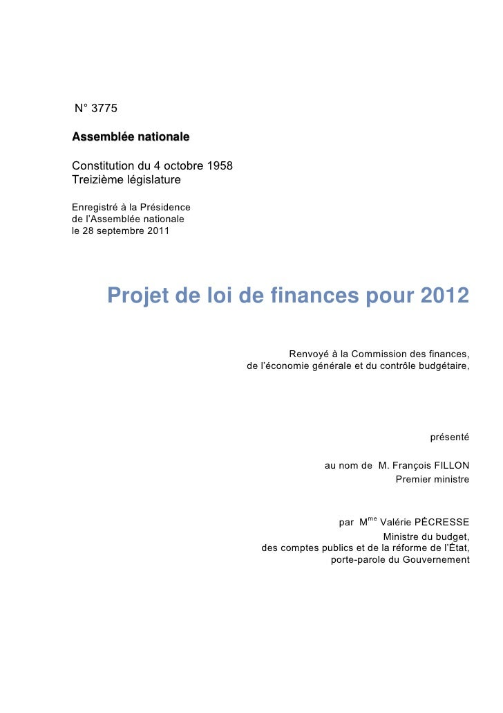 Plf 2012_http://www.performance-publique.budget.gouv.fr/fileadmin/medias/documents/ressources/PLF2012/PLF_2012.pdf