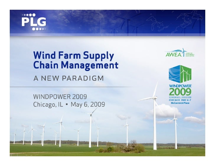 Plg2009 Windpower