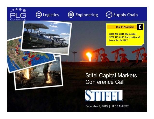 Plg stifel presentation v gb final 120913