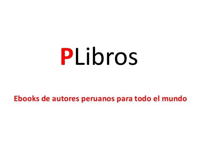 P libros