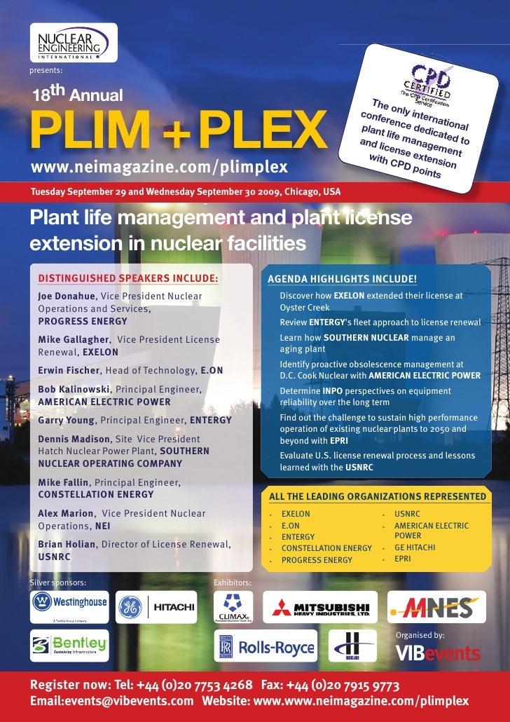 Plim + Plex