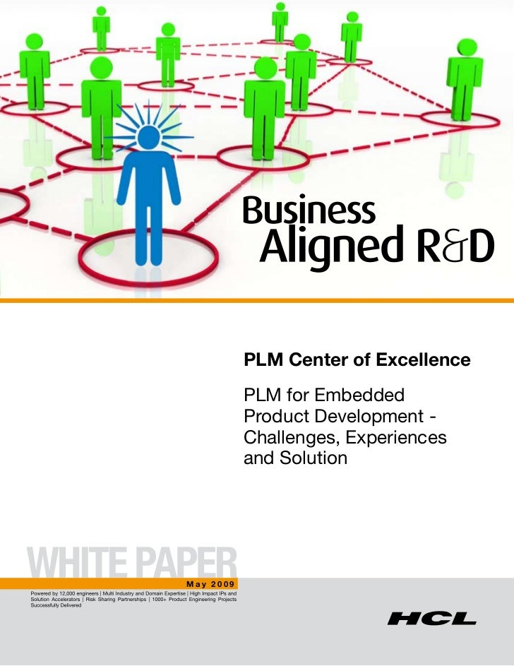 HCLT Whitepaper: PLM for Embedded Product Development - Challenges, Experiences and Solution
