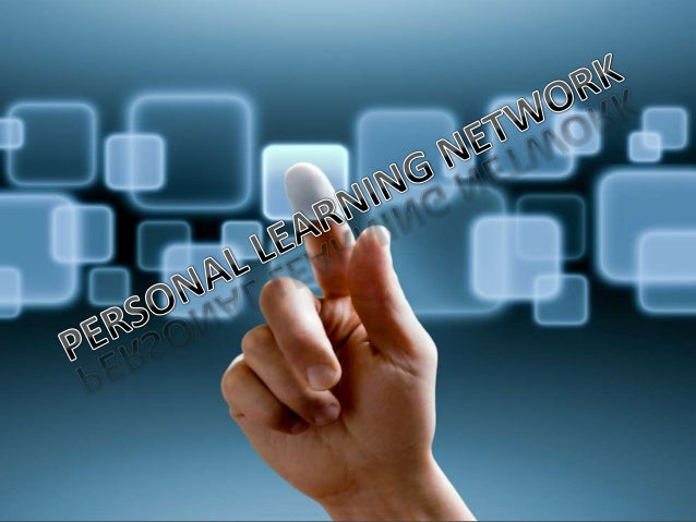 Personal Learning Networks are all about using web tools such as blogs,wikis, twitter, facebook, ning, delicious, diigo or...