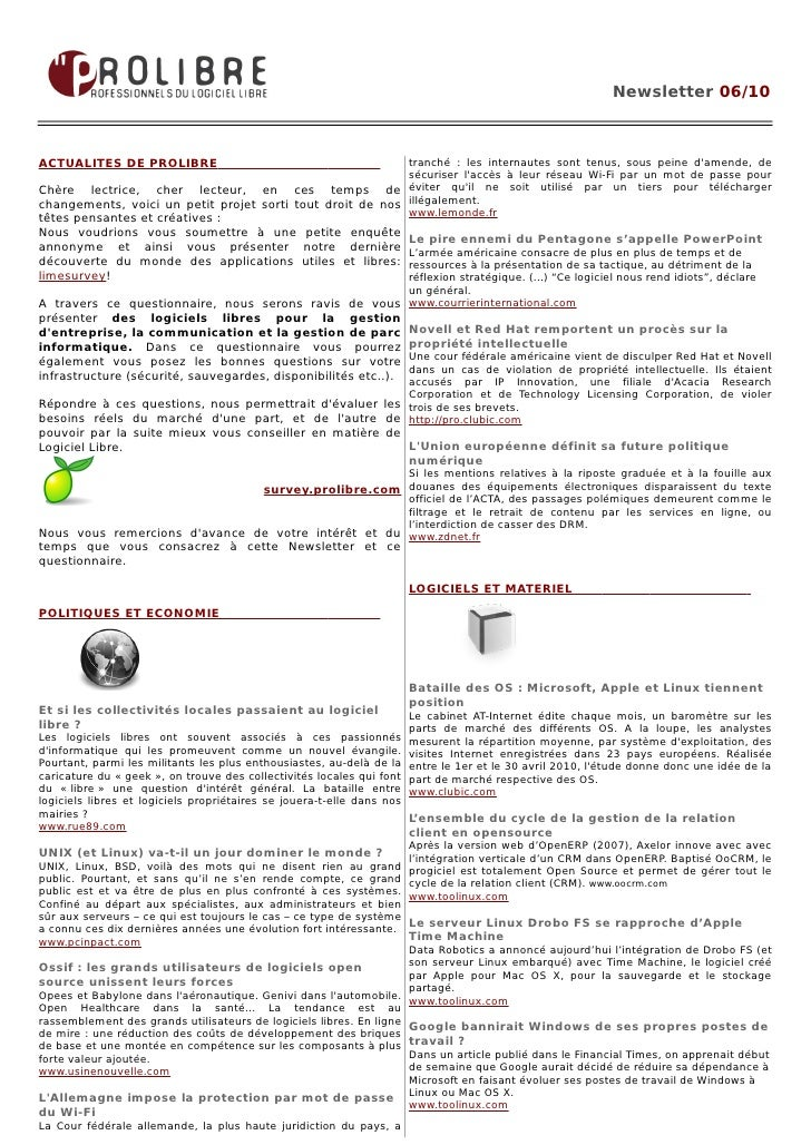 Pl news letter_juin10