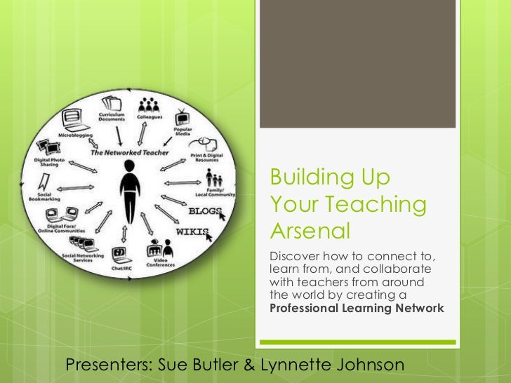 Building Up                        Your Teaching                        Arsenal                        Discover how to con...