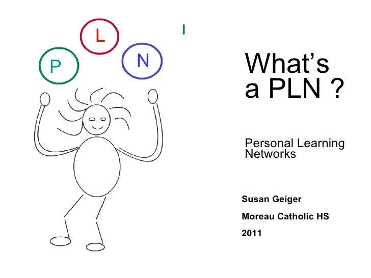 What's a PLN ?