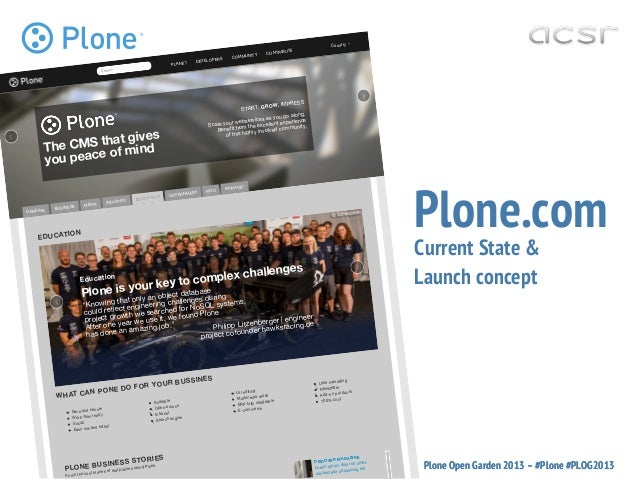 Plone.com talk-sorrento-2013