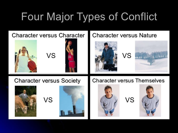 a description of the conflicts important role in literary works 5 types of conflict in literature with examples  five commonest types of conflict in literature conflict 1 man versus self  man, in a sense words like character, protagonist, or even person, are too complicated and the word hero would not work here reply lucy levonson april 5, 2016 at 6:30 am.
