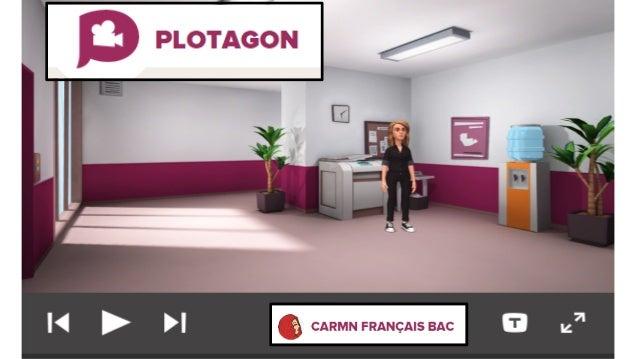 -PLOTAGON: 1-ÉDUCATION………………………………………………………………………………..4 -PAYANT/ GRATUIT…………………………………………………………….5 2-PAGE D'ACCUEIL……………………...