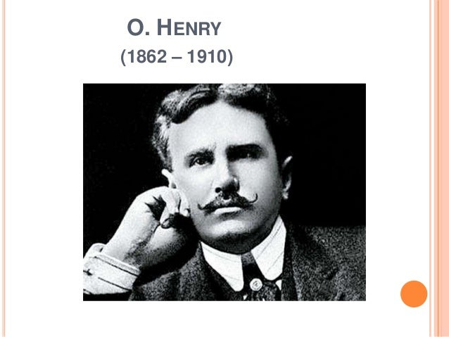 The Last Leaf By...O Henry