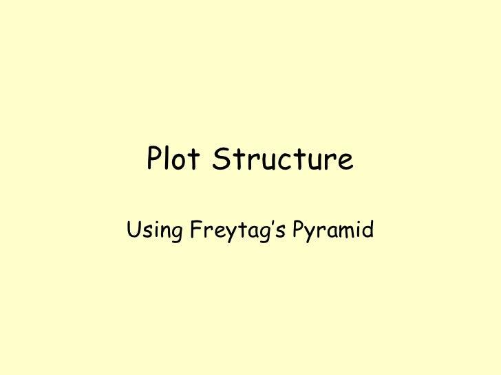 Plot StructureUsing Freytag's Pyramid