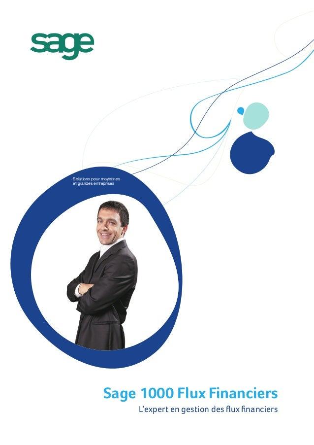 Solutions pour moyenneset grandes entreprises              Sage 1000 Flux Financiers                          L'expert en ...