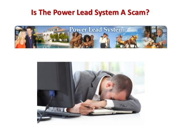 Is The Power Lead System A Scam?