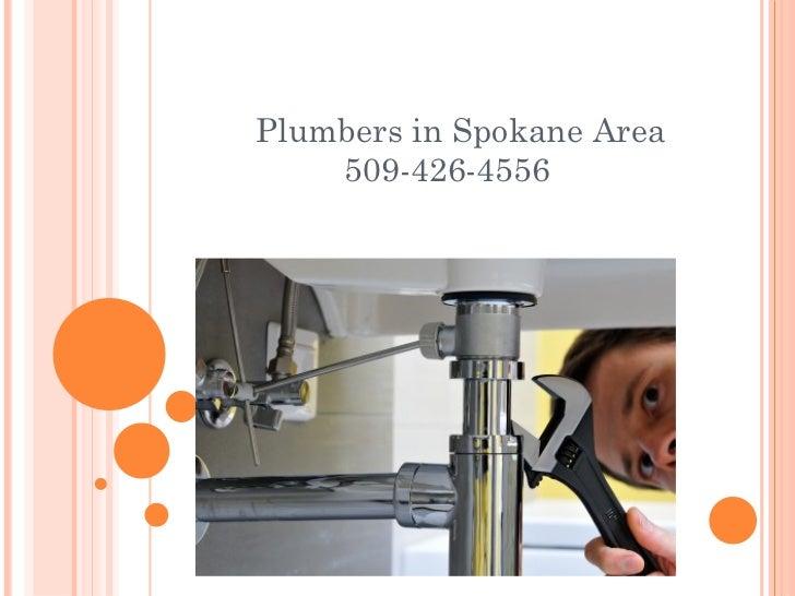 Plumbers in Spokane Area 509-426-4556