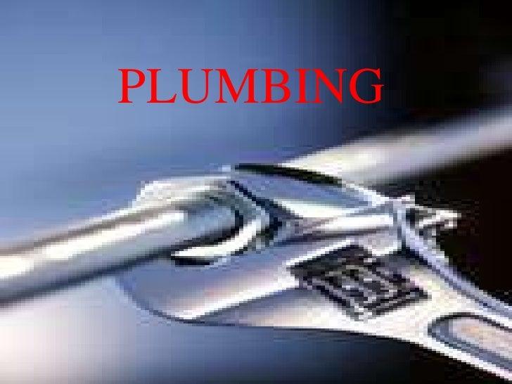 Plumbing Tipper