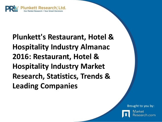 hotel industry research report